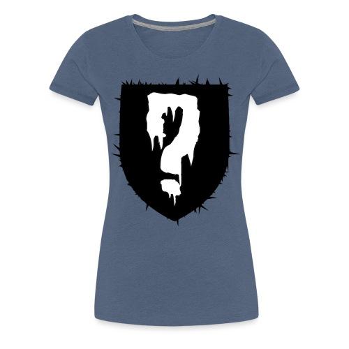 gåta - Premium-T-shirt dam
