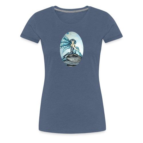 Elfe Motiv 6 - Frauen Premium T-Shirt