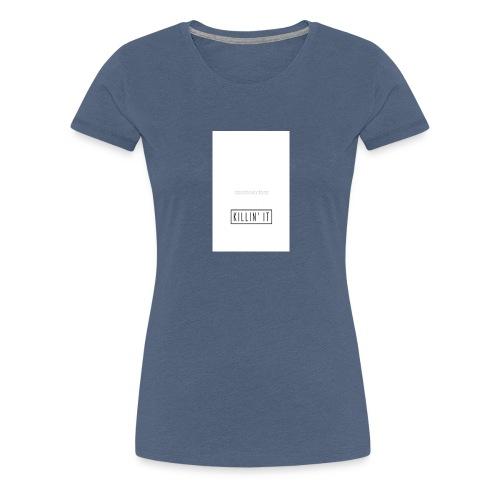 killinit-jpg - Vrouwen Premium T-shirt