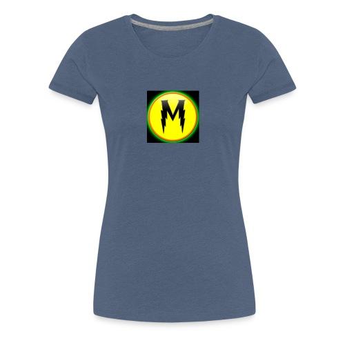 Muwex Logo - Naisten premium t-paita