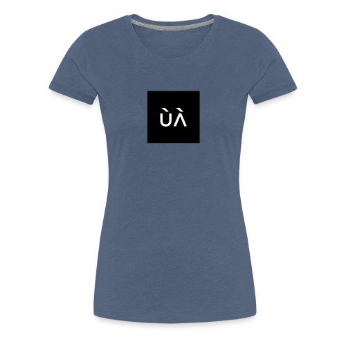JL Symbol - Dame premium T-shirt