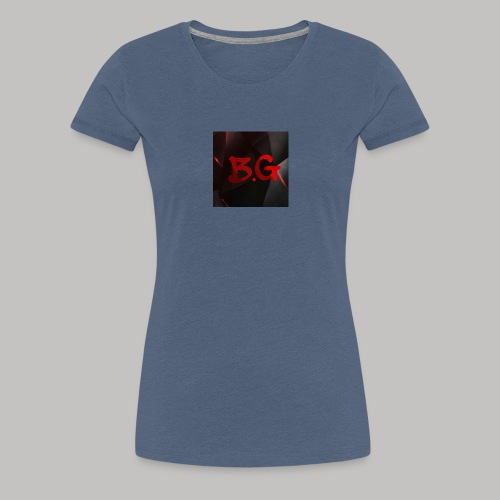 BlackGost24 - Women's Premium T-Shirt