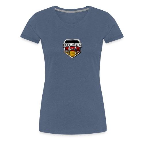 German-Devils - Frauen Premium T-Shirt