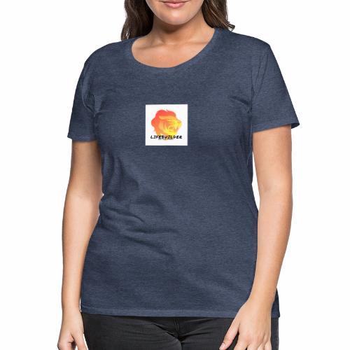 Lifebuilder Löwe - Frauen Premium T-Shirt