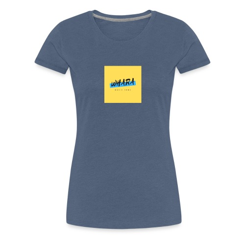Collections Music Song Two - Whara Music - T-shirt Premium Femme