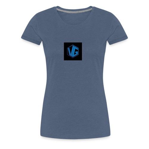 Victory Gamer - Maglietta Premium da donna