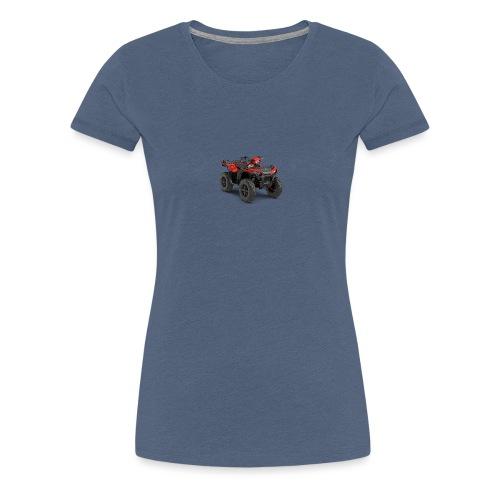Elliot Nykvist - Premium-T-shirt dam