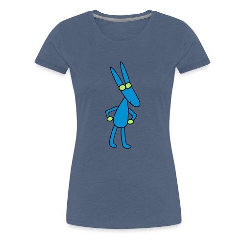 Gerd stehend - Frauen Premium T-Shirt