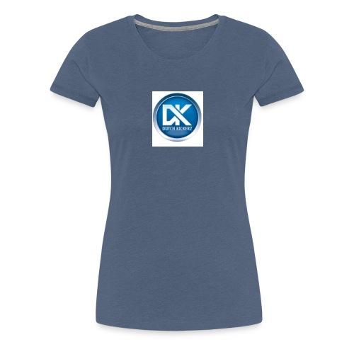 Lange Mouwen Shirt Vrouwen - Vrouwen Premium T-shirt