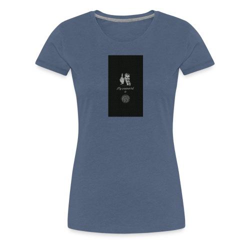a93 - Frauen Premium T-Shirt