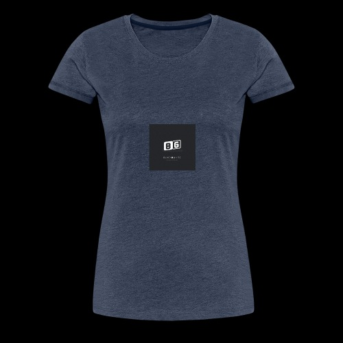 beam gaming - Vrouwen Premium T-shirt