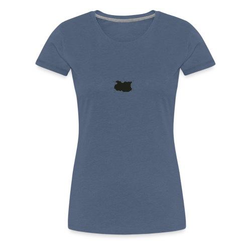 Parte rota - Camiseta premium mujer