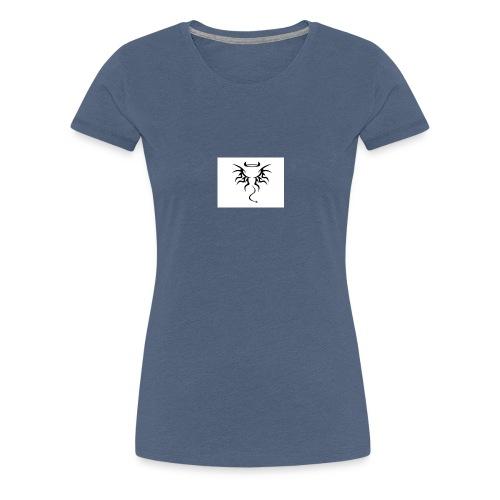 Angel Evil - Camiseta premium mujer