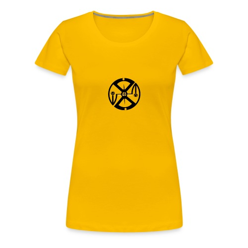 Crosso Crossice - Women's Premium T-Shirt