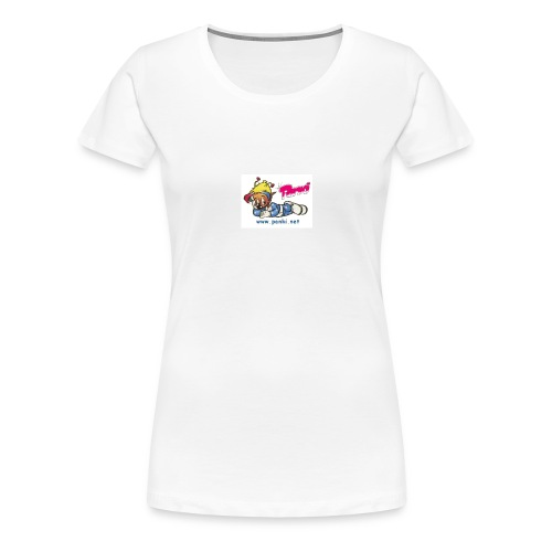 panki sticker neu - Frauen Premium T-Shirt