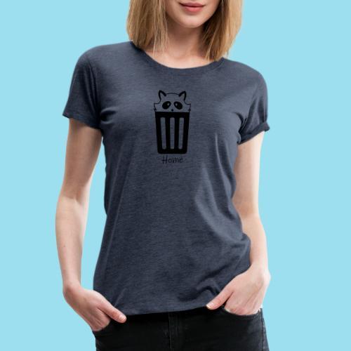 Home by Lynks - Frauen Premium T-Shirt