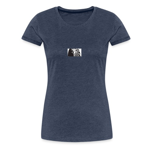 untitled - Premium-T-shirt dam