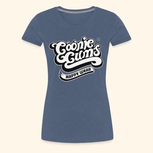 Goonie Gums : Classic Logo - Camiseta premium mujer