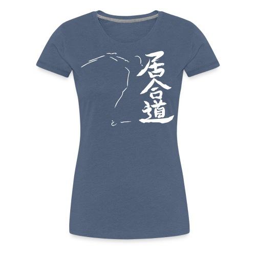 Medium 0106 - Premium-T-shirt dam