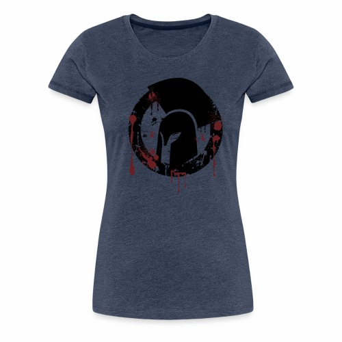 Spartans Pain Half Blood - Frauen Premium T-Shirt
