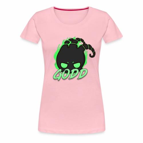 ThreGodd - Women's Premium T-Shirt