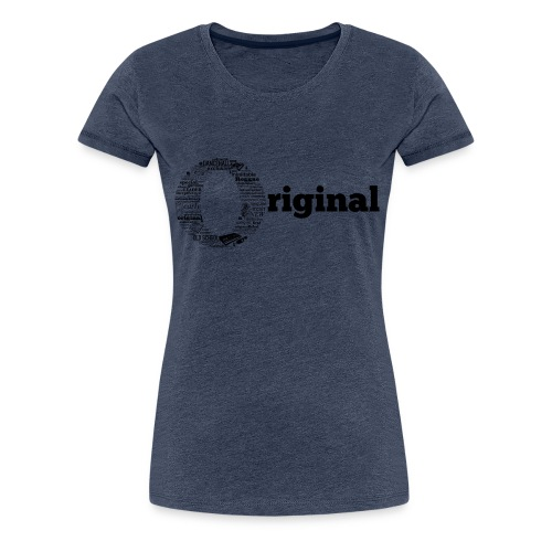 original grey - Women's Premium T-Shirt