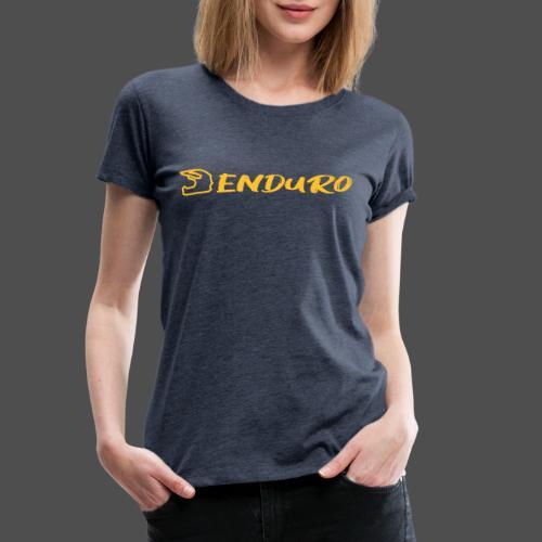 Enduro - Koszulka damska Premium