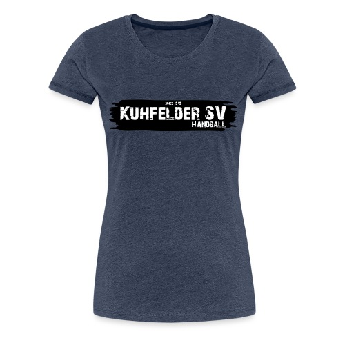Kuhfelder SV Männer - Frauen Premium T-Shirt