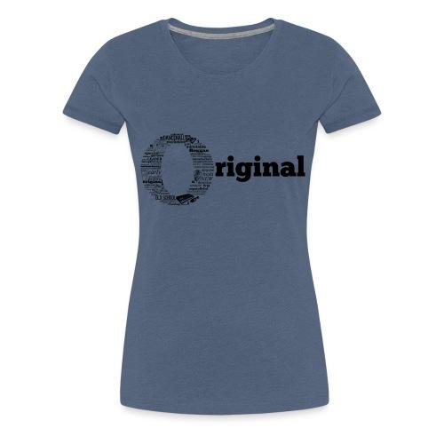 original grey - Women's Premium T-Shirt