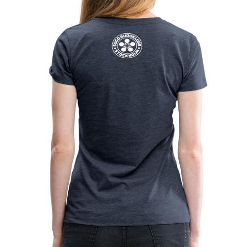 Sogo - Premium-T-shirt dam