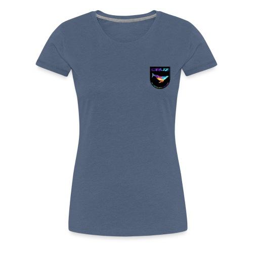 Logo 4 black gif - Frauen Premium T-Shirt