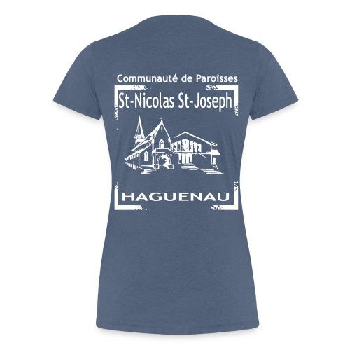 paroisseslogo3_copie - T-shirt Premium Femme