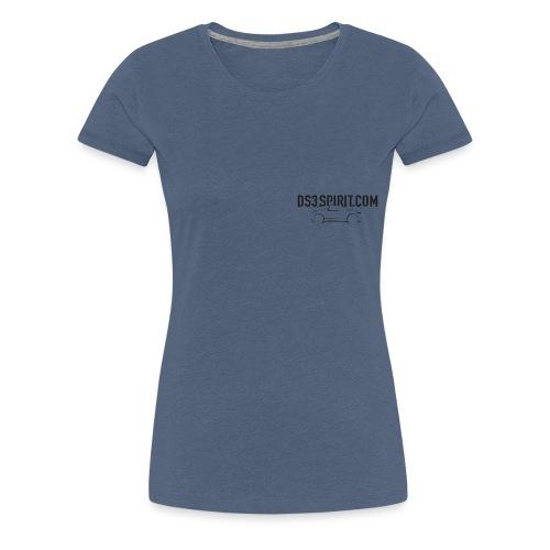 Logo DS3Spirit png - T-shirt Premium Femme