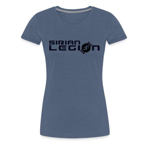sirian legion logo face - T-shirt Premium Femme