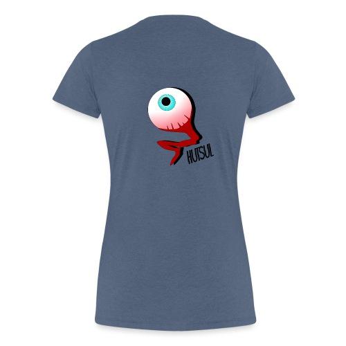 Big eye Hutsul - T-shirt Premium Femme