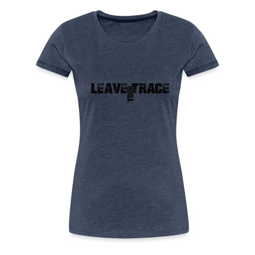 nc-lyt-album-logo - Frauen Premium T-Shirt