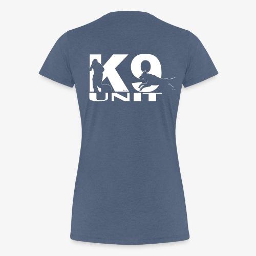 K9 unit white - Women's Premium T-Shirt