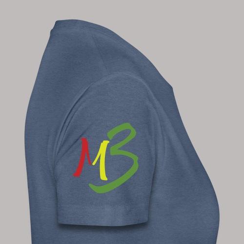 MB13 Logo rasta1 - Women's Premium T-Shirt