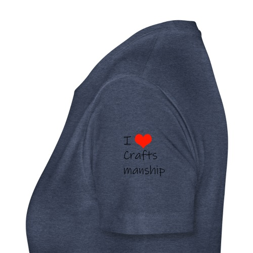 ILoveCraft - T-shirt Premium Femme
