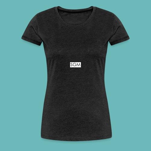 sgm - T-shirt Premium Femme