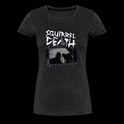 SQUIRREL DEATH - Band - Frauen Premium T-Shirt