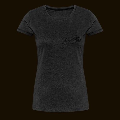 Schoki - Frauen Premium T-Shirt