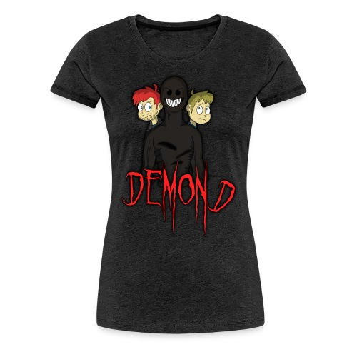'DEMOND' Tshirt (Colesy Gaming - YouTuber) - Women's Premium T-Shirt