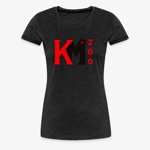 karl marx 200 - Frauen Premium T-Shirt