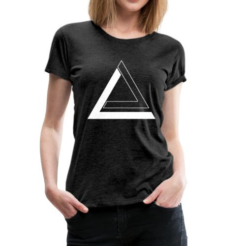 Logo Laix V2 - T-shirt Premium Femme