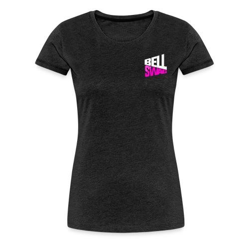 Bellswag logo - Women's Premium T-Shirt