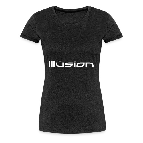 illusion ~ Name - Vrouwen Premium T-shirt