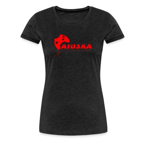Atuska - Naisten premium t-paita