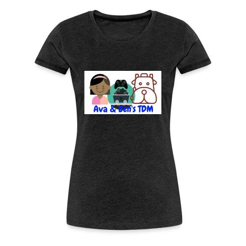 Be empowered - Women's Premium T-Shirt