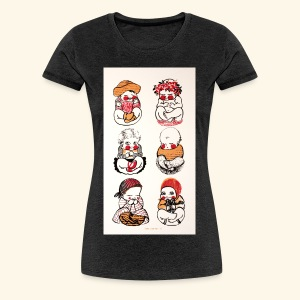 Babies - Naisten premium t-paita